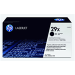 HP C4129X (29X) Toner black, 10K pages