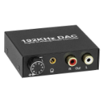 Microconnect MC-DAC-04 audio converter Black