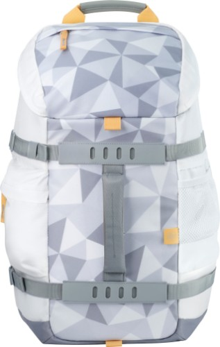 """HP Odyssey notebook case 39.6 cm (15.6"""") Backpack Multicolour, White"""