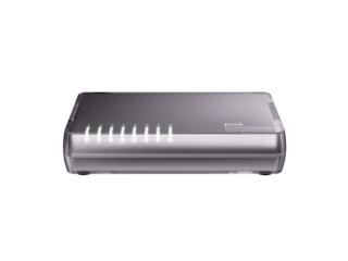 Hewlett Packard Enterprise OfficeConnect 1405 8G v3 Unmanaged L2 Gigabit Ethernet (10/100/1000) Grey