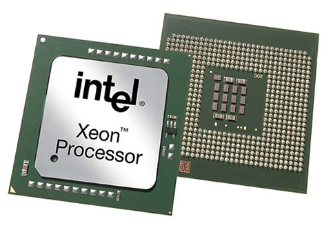 IBM Xeon X7550 processor 2 GHz 18 MB L2