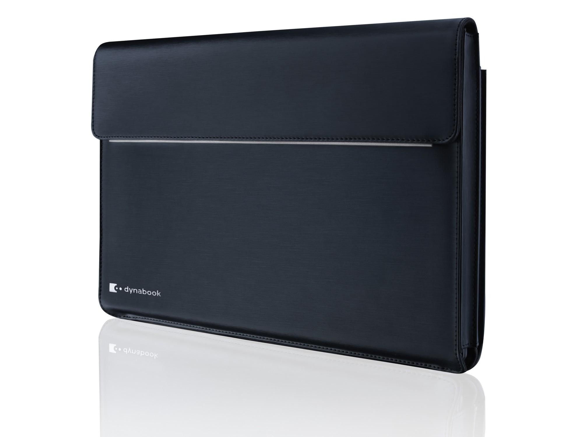 """Dynabook PX1900E-2NCA maletines para portátil 33,8 cm (13.3"""") Funda Negro, Azul"""