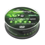 MediaRange MR403 blank DVD 4.7 GB DVD-R 25 pc(s)