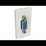 Cables Direct AV-MODSVGA socket-outlet VGA White