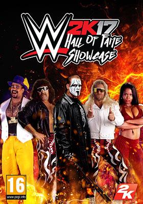 Nexway WWE 2K17 - Hall of Fame Showcase Video game downloadable content (DLC) PC Español