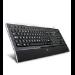 Logitech K740 USB QWERTY UK English Black keyboard