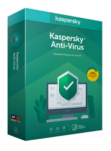 Kaspersky Lab Anti-Virus 2020 Base license 1 license(s)