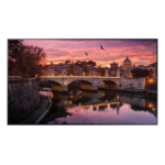 "Samsung LH65QBREBGCXXY signage display 165.1 cm (65"") 4K Ultra HD Digital signage flat panel Black Tizen"