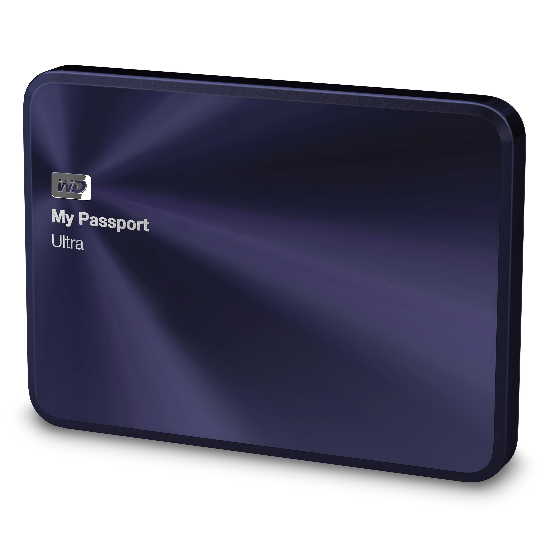 Western Digital My Passport Ultra Metal Edition, 1TB