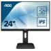 """AOC Pro-line 24P1 pantalla para PC 60,5 cm (23.8"""") 1920 x 1080 Pixeles Full HD LED Negro"""