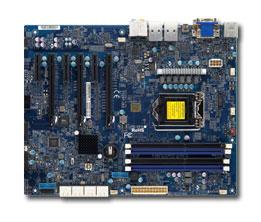 Supermicro X10SAT Intel C226 Socket H3 (LGA 1150) ATX server/workstation motherboard