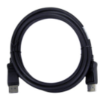 HP DisplayPort Cable, 2m Black