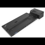 Lenovo 40AJ0135AU notebook dock/port replicator Docking Black