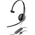 Plantronics Blackwire C310-M Monaural Head-band Black headset