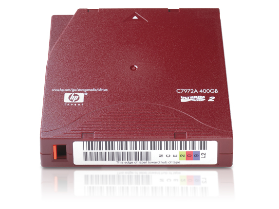 Data Cartridge Ultrium2 Lto 400GB