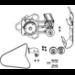 Zebra P1083320-085 pieza de repuesto de equipo de impresión Kit de consumibles Impresora de etiquetas
