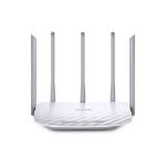 TP-LINK AC 1350 wireless router Dual-band (2.4 GHz / 5 GHz) Fast Ethernet White