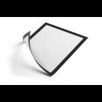 Durable DURAFRAME magnetic frame A4 Black