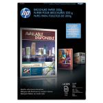 """HP Matte Brochure 200 gsm 100 sht/Letter/8.5 x 11"""" inkjet paper White"""
