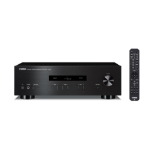 Yamaha A-S201 audio amplifier 2.0 channels Home Black