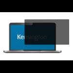 "Kensington privacy filter 2 way removable 31.75cm 12.5"" Wide 16:9"