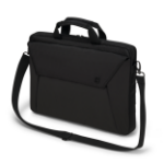 "Dicota D31209 15.6"" Briefcase Black notebook case"