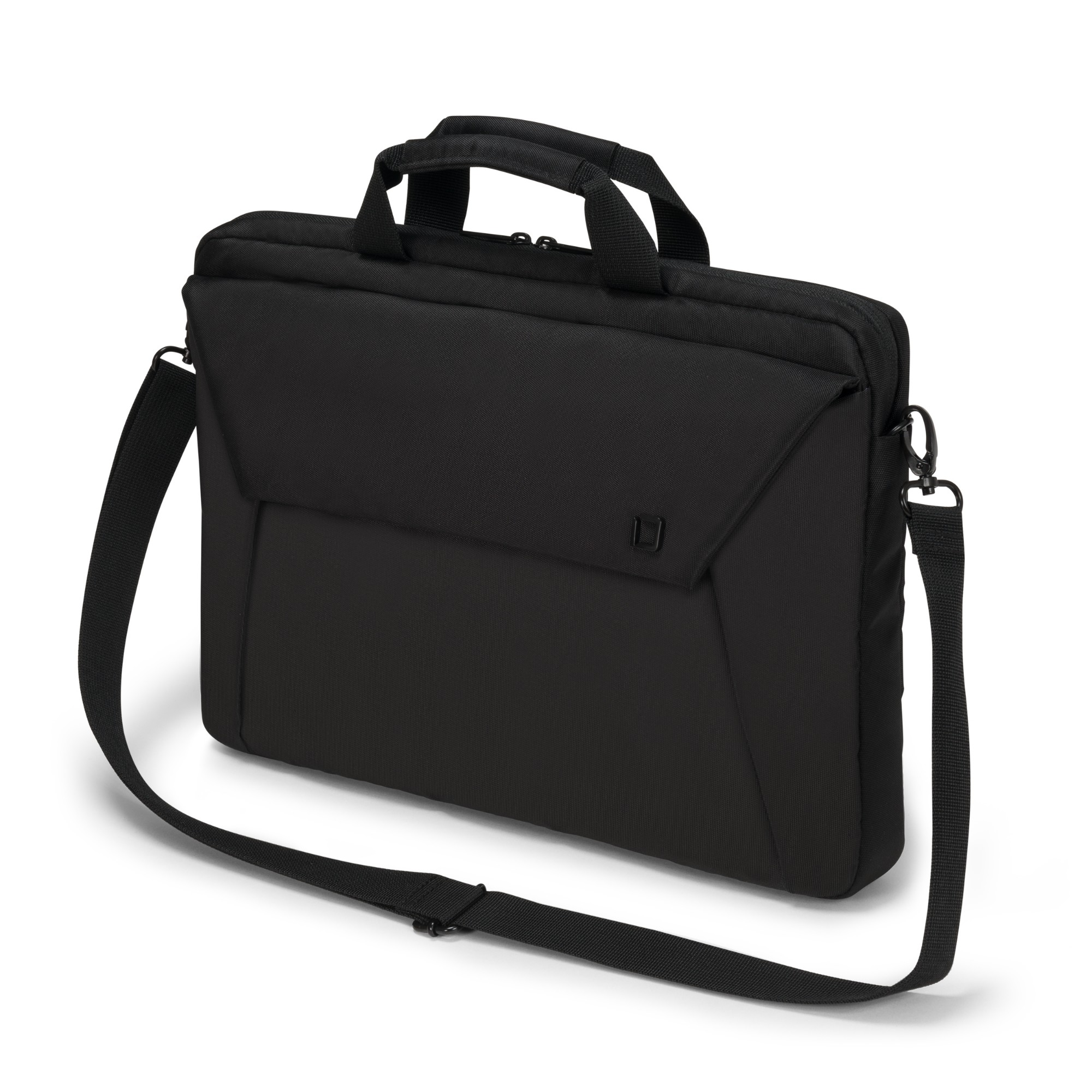 "Dicota Slim Case 39.6 cm (15.6"") Briefcase Black"