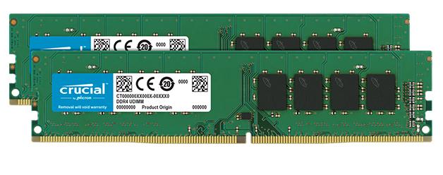 Crucial CT2K16G4DFD8266 32GB DDR4 2666MHz memory module