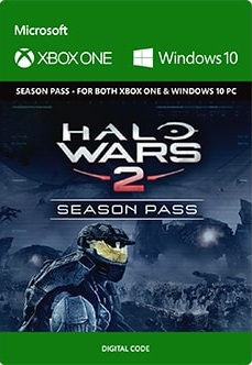 Microsoft Halo Wars 2, Xbox One, 10 Blitz Packs Video game add-on English, Spanish