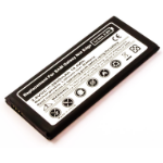 CoreParts MBXSA-BA0055 mobile phone spare part Battery Black, White
