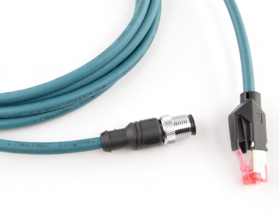 CAB-ETH-M03 M12-IP67 ETHERNETCABLE 5M