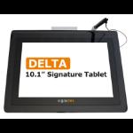 """Signotec Delta 25.6 cm (10.1"""") TFT Black"""