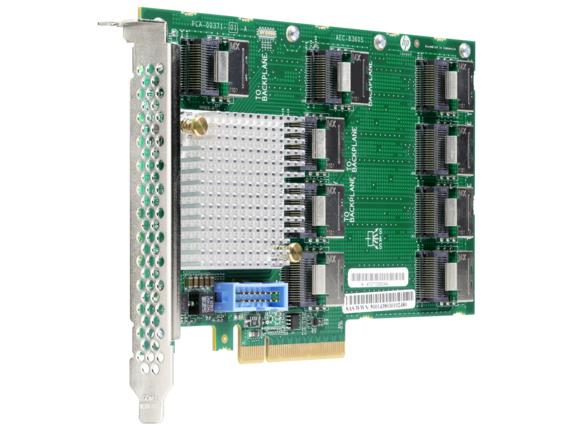 Hewlett Packard Enterprise 874576-B21 ranura de expansión