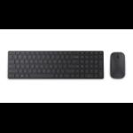 Microsoft Designer Bluetooth Desktop Bluetooth QWERTY US English Black keyboard
