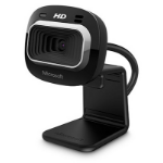 Microsoft LifeCam HD-3000 for Business webcam 1 MP 1280 x 720 pixels USB 2.0 Black