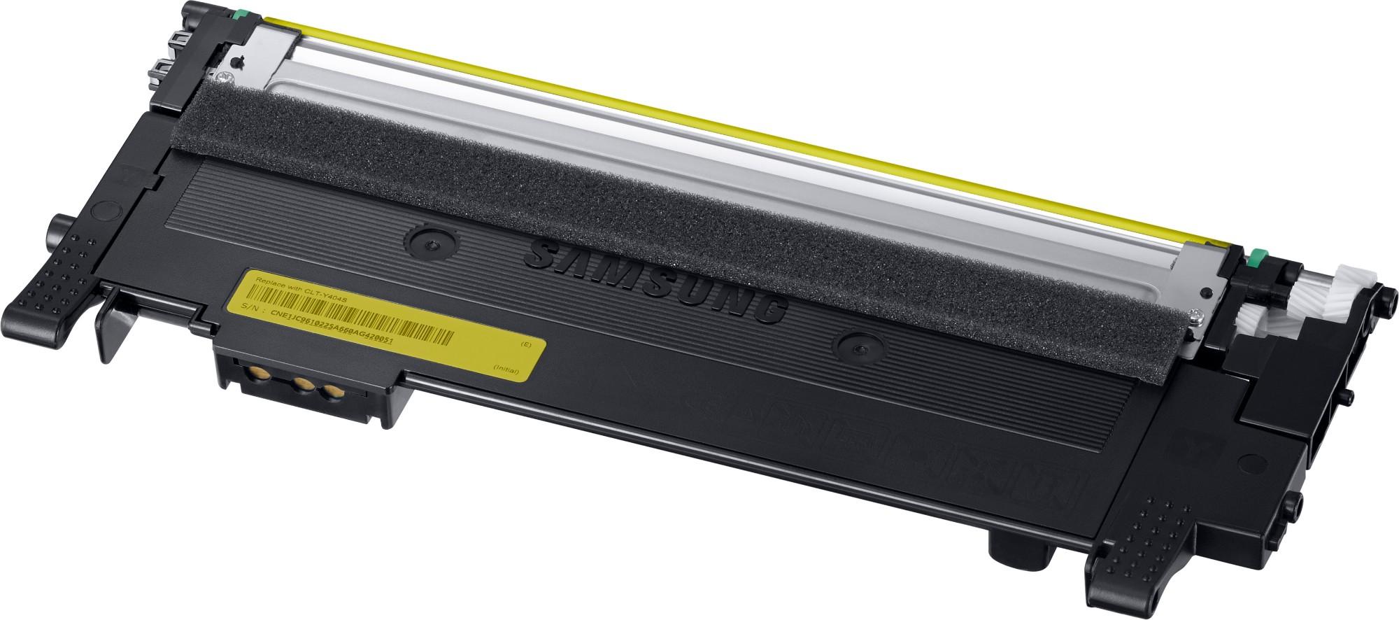 Samsung CLT-Y404S Original Amarillo 1 pieza(s)