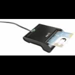Trust DNIe Interior USB 2.0 Negro lector de tarjeta inteligente