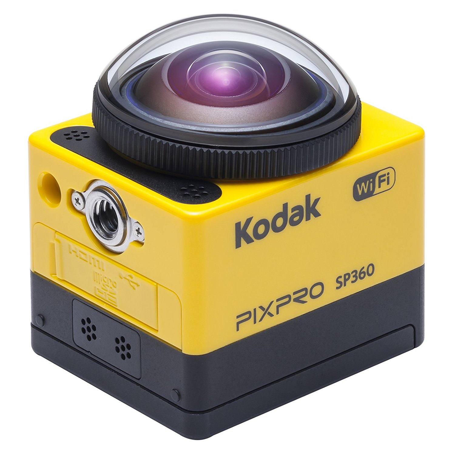 "Kodak PixPro SP360 17.52MP Full HD 1/2.33"" CMOS Wi-Fi 103g action sports camera"