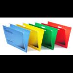Rexel 3000043 folder Yellow Foolscap
