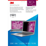 "3M HC140W9B 14"" Notebook Frameless display privacy filter"