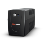 CyberPower SOHO Series 800VA UPS features common sockets