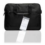 Belkin Slim Lightweight Messenger Bag for Laptops, Macbooks and Chromebooks up to 13.3 inch -Black