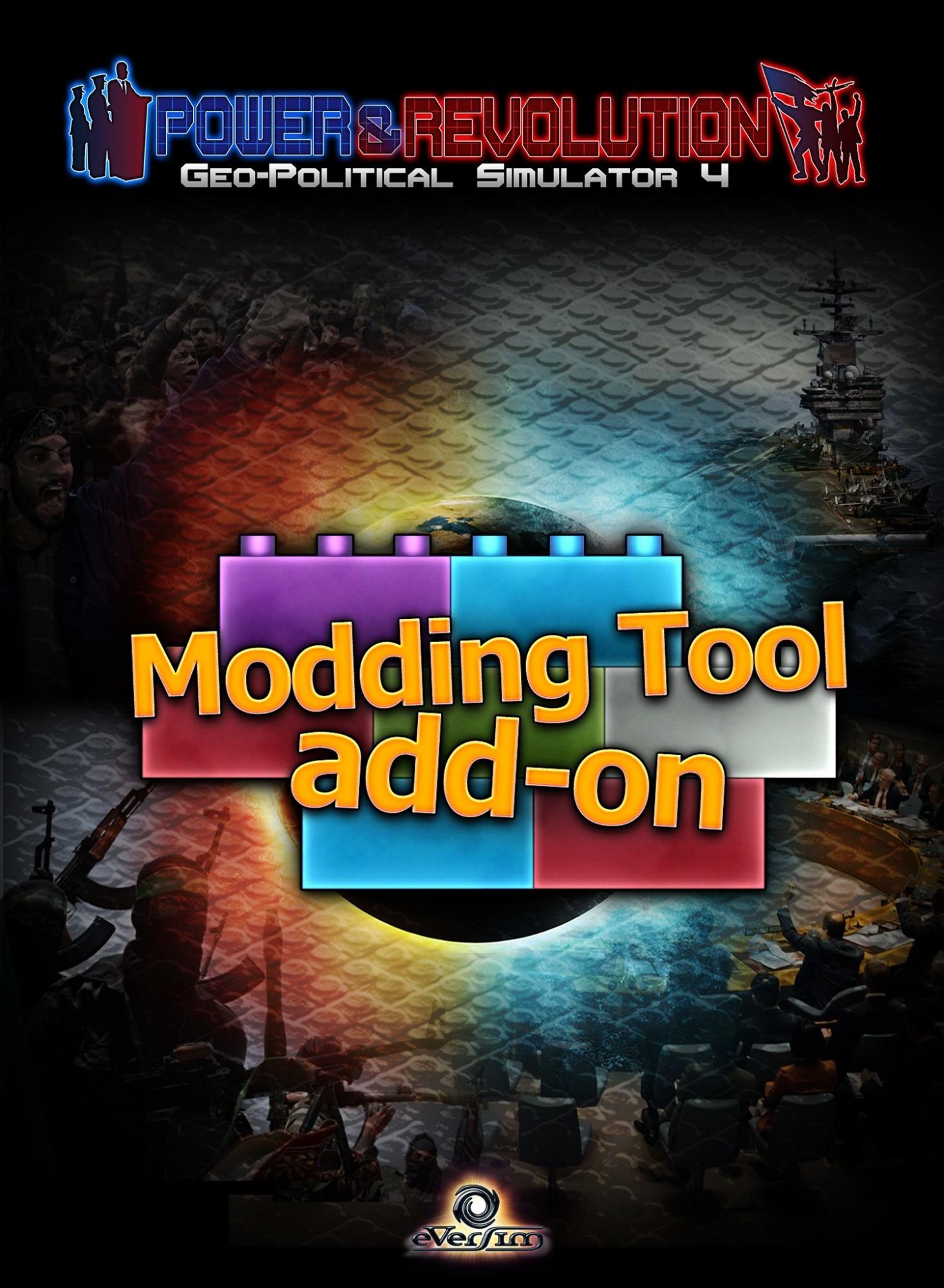 Nexway Power & Revolution: Geo-Political Simulator 4 Modding tooll add-on, PC Video game downloadable content (DLC) Español