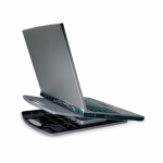 "Kensington Portable Notebook Cooling Stand 17"" Black,Grey notebook cooling pad"