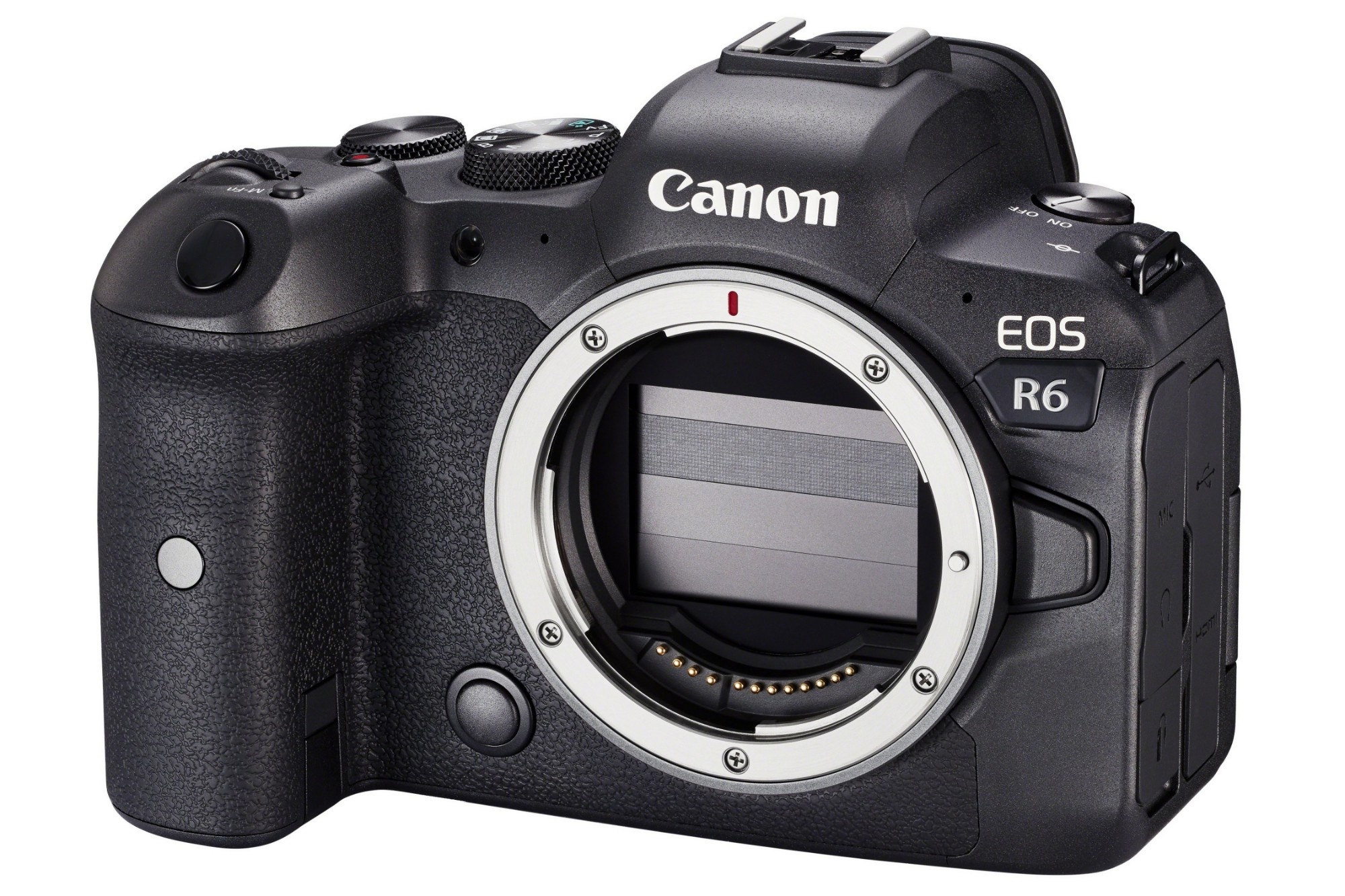 Canon EOS R6 Full Frame Mirrorless Camera Body Only