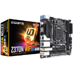 Gigabyte Z370N WIFI Intel Z370 LGA 1151 (Socket H4) Mini ITX