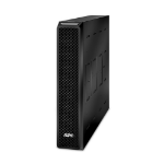 APC SRT96BP Double-conversion (Online) 3000VA Black uninterruptible power supply (UPS)
