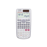 Casio FX-85GT Plus Pocket Scientific Grey, White calculator