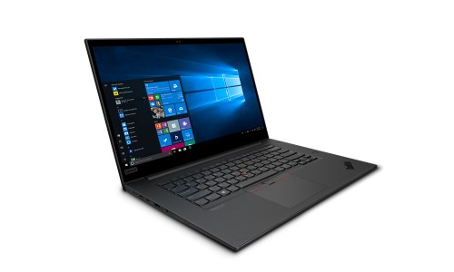 "Lenovo ThinkPad P1 Mobile workstation 39.6 cm (15.6"") 1920 x 1080 pixels 10th gen Intel® Core™ i7 16 GB DDR4-SDRAM 512 GB SSD NVIDIA Quadro T2000 Max-Q Wi-Fi 6 (802.11ax) Windows 10 Pro Black"