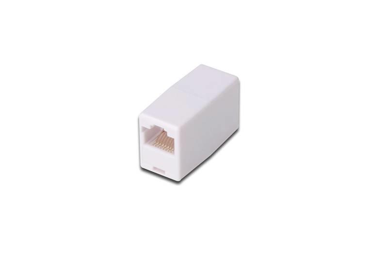 ASSMANN Electronic AT-A 8/8 RJ-45 Wit wandcontactdoos
